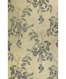 RugStudio presents Bashian Greenwich Serenity Ivory Hand-Tufted, Good Quality Area Rug