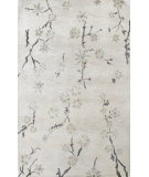 RugStudio presents Bashian Greenwich Kimono Ivory Hand-Tufted, Good Quality Area Rug