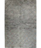 RugStudio presents Bashian Greenwich R129-Hg253 Light Blue Hand-Tufted, Better Quality Area Rug