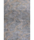 RugStudio presents Bashian Greenwich R129-Hg260 Slate Hand-Tufted, Better Quality Area Rug