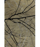 RugStudio presents Bashian Greenwich Hg250 Taupe Hand-Tufted, Better Quality Area Rug