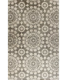 RugStudio presents Bashian Greenwich Starburst Taupe Hand-Tufted, Good Quality Area Rug