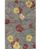 RugStudio presents Bashian Greenwich Bahar Taupe Hand-Tufted, Good Quality Area Rug