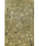 RugStudio presents Bashian Greenwich Kimono Wheat Hand-Tufted, Good Quality Area Rug