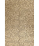 RugStudio presents Bashian Verona R130-Lc123 Beige Hand-Tufted, Better Quality Area Rug