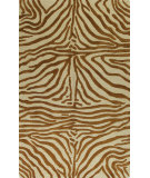 RugStudio presents Bashian Verona R130-Lc109 Copper Hand-Tufted, Better Quality Area Rug