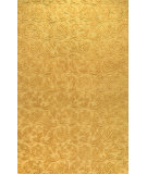 RugStudio presents Rugstudio Sample Sale 60293R Gold Hand-Tufted, Better Quality Area Rug