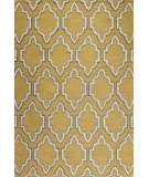 RugStudio presents Bashian Verona R130-Lc134 Gold Hand-Tufted, Better Quality Area Rug