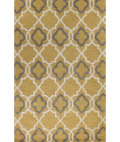 RugStudio presents Bashian Verona R130-Lc151 Gold Hand-Tufted, Better Quality Area Rug