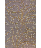 RugStudio presents Bashian Verona Lc107 Grey Hand-Tufted, Better Quality Area Rug