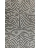RugStudio presents Bashian Verona R130-Lc109 Grey Hand-Tufted, Better Quality Area Rug