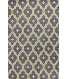 RugStudio presents Bashian Verona R130-Lc148 Grey Hand-Tufted, Better Quality Area Rug