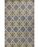 RugStudio presents Bashian Verona R130-Lc151 Grey Hand-Tufted, Better Quality Area Rug