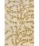 RugStudio presents Bashian Verona Lc107 Ivory Hand-Tufted, Better Quality Area Rug