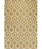 RugStudio presents Bashian Verona R130-Lc144 Ivory Hand-Tufted, Better Quality Area Rug