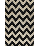 RugStudio presents Bashian Verona R130-Lc135 Ivory - Black Hand-Tufted, Better Quality Area Rug