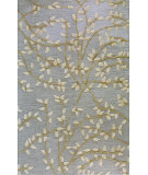 RugStudio presents Bashian Verona Lc107 Light Blue Hand-Tufted, Better Quality Area Rug
