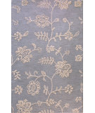 RugStudio presents Bashian Verona Lc108 Light Blue Hand-Tufted, Better Quality Area Rug