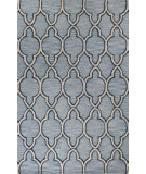 RugStudio presents Bashian Verona R130-Lc149 Light Blue Hand-Tufted, Better Quality Area Rug