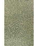 RugStudio presents Bashian Verona R130-Lc139 Light Green Hand-Tufted, Better Quality Area Rug
