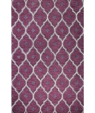 RugStudio presents Bashian Verona R130-Lc148 Lilac Hand-Tufted, Better Quality Area Rug