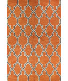 RugStudio presents Bashian Verona R130-Lc149 Mandarin Hand-Tufted, Better Quality Area Rug