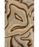 RugStudio presents Bashian Verona Lc105 Multi Hand-Tufted, Better Quality Area Rug
