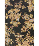 RugStudio presents Bashian Valencia Al133 Black Hand-Tufted, Better Quality Area Rug