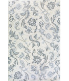 RugStudio presents Bashian Valencia Al105 Ivory Hand-Tufted, Better Quality Area Rug