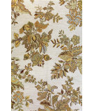 RugStudio presents Bashian Valencia Al133 Ivory Hand-Tufted, Better Quality Area Rug