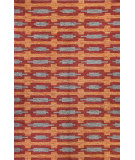RugStudio presents Bashian Valencia R131-Bal144 Red Hand-Tufted, Better Quality Area Rug
