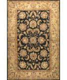 RugStudio presents Bashian Newbury Trs115 Black Hand-Tufted, Best Quality Area Rug