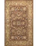 RugStudio presents Bashian Newbury Trs115 Chocolate Hand-Tufted, Best Quality Area Rug