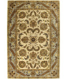RugStudio presents Bashian Newbury Trs115 Ivory Hand-Tufted, Best Quality Area Rug