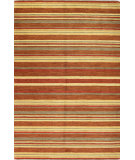 RugStudio presents Bashian Contempo Alm76 Multi Hand-Tufted, Good Quality Area Rug