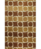 RugStudio presents Bashian Chelsea St108 Chocolate Hand-Tufted, Better Quality Area Rug