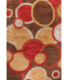 RugStudio presents Bashian Chelsea St113 Chocolate Hand-Tufted, Better Quality Area Rug