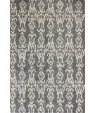 RugStudio presents Bashian Chelsea S185-St246 Grey Hand-Tufted, Better Quality Area Rug
