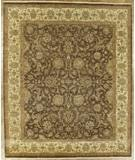 RugStudio presents Rugstudio Sample Sale 19145R Mink-Ivory Hand-Knotted, Best Quality Area Rug