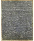 RugStudio presents Benjamin Rug Imports Arcadia 2025 Light Blue Hand-Knotted, Best Quality Area Rug