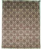 RugStudio presents Benjamin Rug Imports Arcadia 2023 Dark Red Hand-Knotted, Best Quality Area Rug