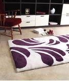 RugStudio presents Bowron Baroque 03 Cherry Hand-Tufted, Best Quality Area Rug