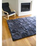 RugStudio presents Bowron Constellation Lunar Ink Hand-Tufted, Best Quality Area Rug