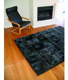 RugStudio presents Bowron Constellation Orbit Black Hand-Tufted, Best Quality Area Rug