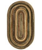 RugStudio presents Capel Eaton 43676 Green Braided Area Rug