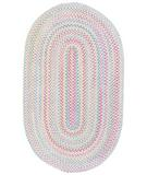 RugStudio presents Capel Baby's Breath 43559 Natural Braided Area Rug