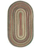 RugStudio presents Capel Sherwood Forest 44001 Amber Braided Area Rug