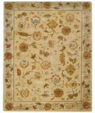 RugStudio presents Capel Dexter 43672 Amber Hand-Knotted, Good Quality Area Rug