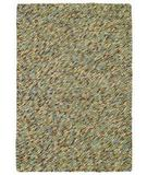RugStudio presents Capel Stoney Creek 44037 Carribbean Hand-Knotted, Better Quality Area Rug