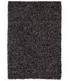 RugStudio presents Rugstudio Sample Sale 44039R Dark Charcoal Hand-Knotted, Better Quality Area Rug